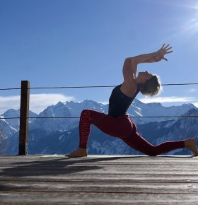 best yoga retreats in the world, yoga ski holiday, yoga holidays europe