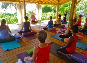 yoga holidays abroad, yoga beach holidays, suleyman's garden
