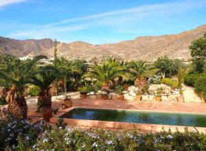 yoga holidays abroad, yoga almeria, yoga retreat spain, health retreats europe, pool