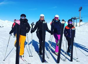 yoga ski holiday, wellbeing holidays, health retreats europe