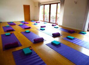 yoga holidays wales, vegetarian yoga retreat, health retreat uk